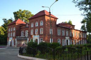 Экскурсия в Культурно-досуговый центр г. Высоковска