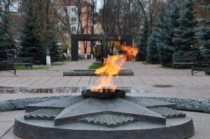 Экскурсия на мемориал воинской славы г.Клин