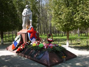 Экскурсия по городу Высоковску, в парк к Братской могиле