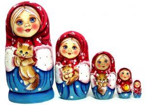 Дом детского творчества — День рождение Матрешки