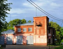 Экскурсии в Пожарную часть г.Высоковск