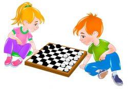 Муниципальный турнир по шашкам
