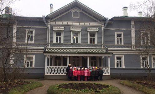 Экскурсия подготовительной гр. №13 в музей П.И. Чайковского