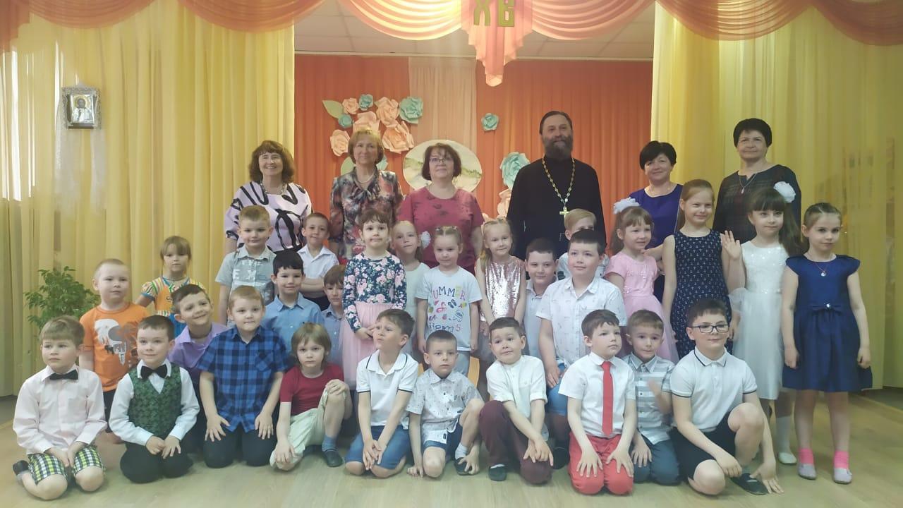 Пасхальный праздник в детском саду «Как мы праздник праздновали»
